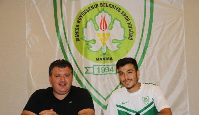 Fenerbahçe'nin genç yıldızı Manisa BBSK'de