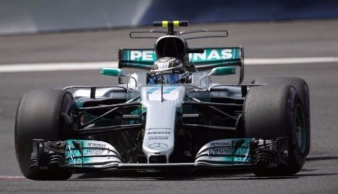Formula 1 Avusturya Pole Pozisyonu Mercedes Pilotunun Oldu