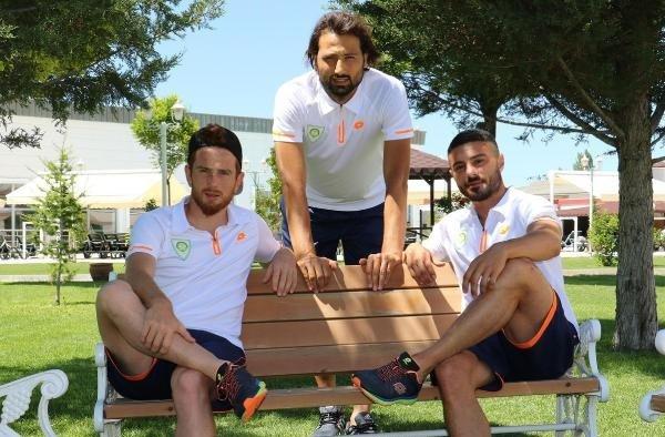 Manisa Büyükşehir Belediyespor'da futbolcular bu sezon iddialı