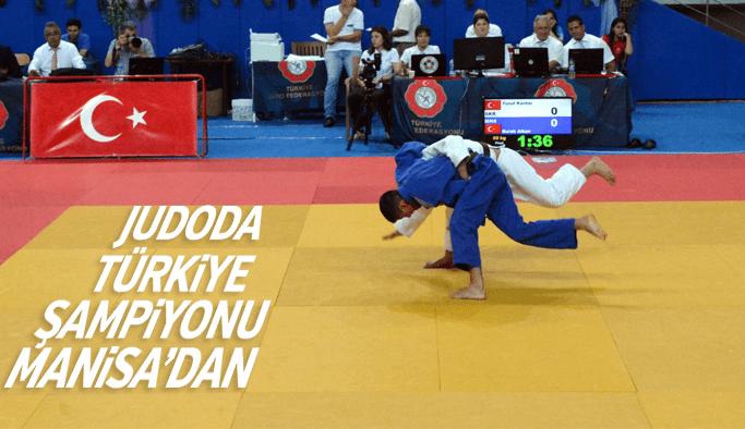 Manisa Judoda Türkiye Şampiyonu çıkardı