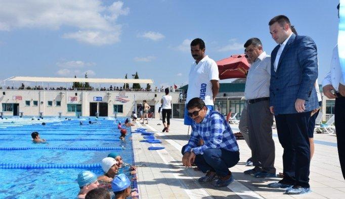 Öğrencilerin tercihi yüzme kursları