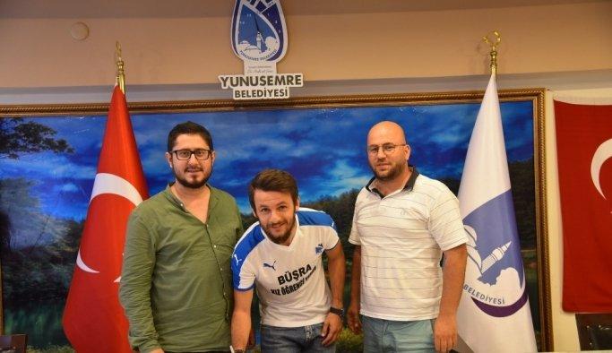 Yunusemre'den yeni transfer