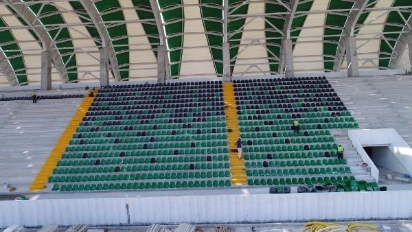Akhisar Belediyespor'un yeni stadının kombine bilet satışı sürüyor