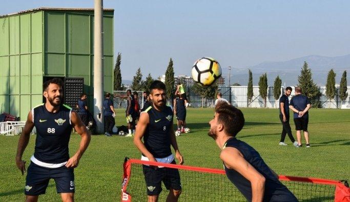 Akhisar Belediyespor'da Bursaspor hazırlıkları başladı
