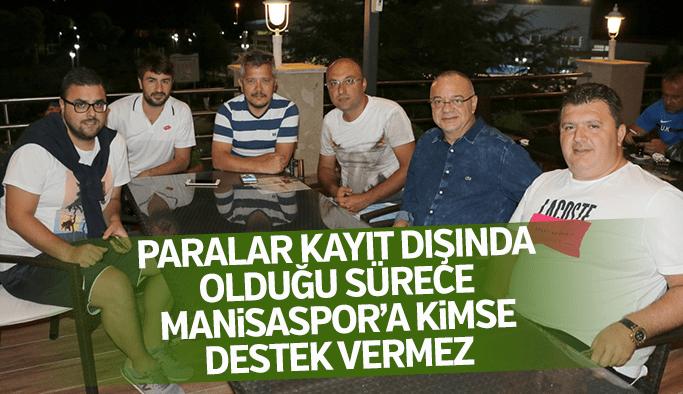 """Cengiz Ergün """"Manisaspor'da şeffaf yönetim yok kimse destek vermez"""""""