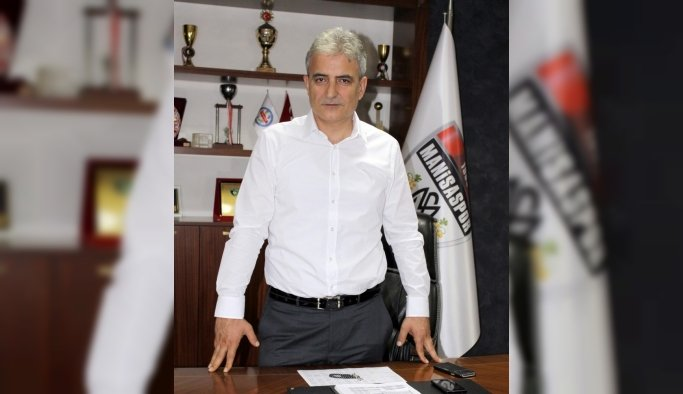 """Manisaspor Başkanı Mergen: """"Endişe duyulacak bir durum yok"""""""