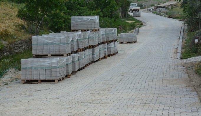 Selendi'nin 9 mahallesinde altyapı dönüşümü tamamlandı