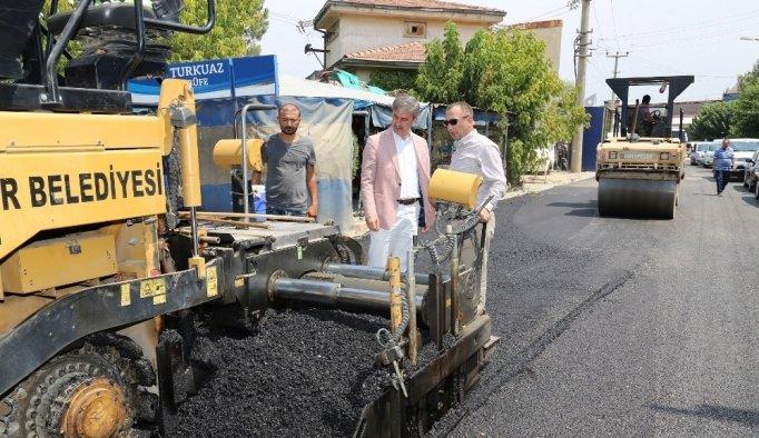Turgutlu Küçük Sanayi Sitesi artık sular altında kalmayacak