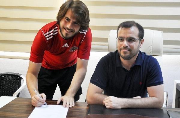 Turgutluspor Aziz Ceylan'ı 1 yıllığına kiraladı