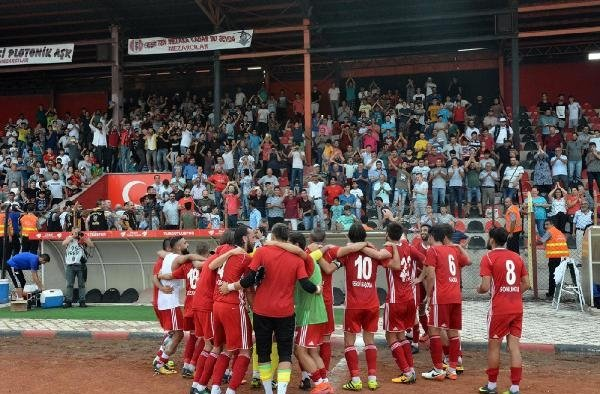 Turgutluspor-Utaş Uşakspor Ziraat Türkiye Kupası EK (Fotoğrafları)