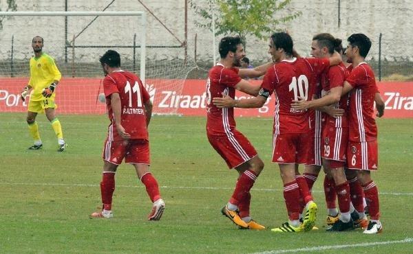 Turgutluspor-Utaş Uşakspor Ziraat Türkiye Kupası (Fotoğrafları)