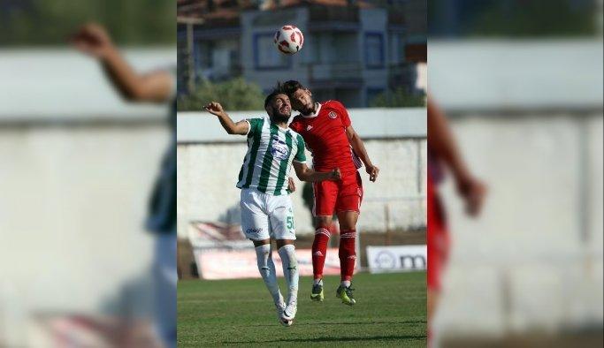 Turgutluspor-Yeşil Bursa (Fotoğrafları)