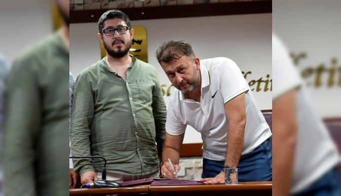 Yunusemre Belediyespor'da Selman Alkış dönemi