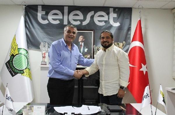 Akhisar Belediyespor artık Teleset Mobilya Akhisarspor