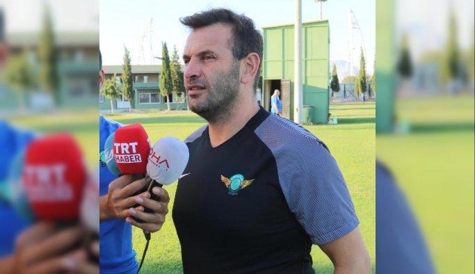 Okan Buruk: Türk futbolunun sorunu yabancı sayısı değil, altyapı yetersizliği