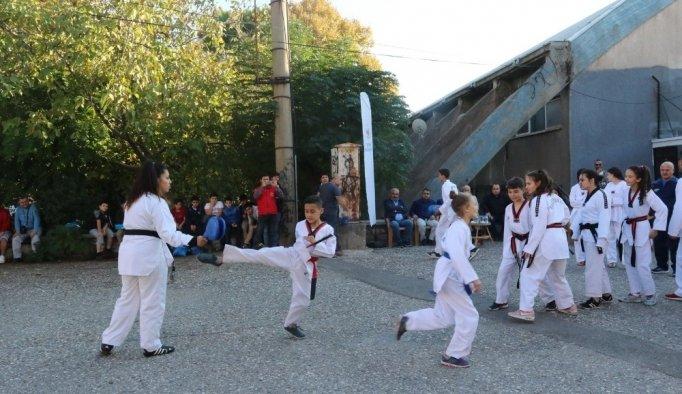 Akhisar'da Amatör Spor Haftası etkinlikleri