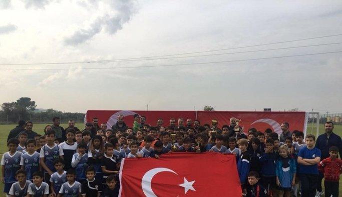 Cumhuriyet Kupası'nın galibi Murat Germen oldu