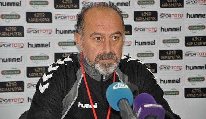 """Maç sonu Manisaspor cehpesi """"Kazanmak için oynadık"""""""