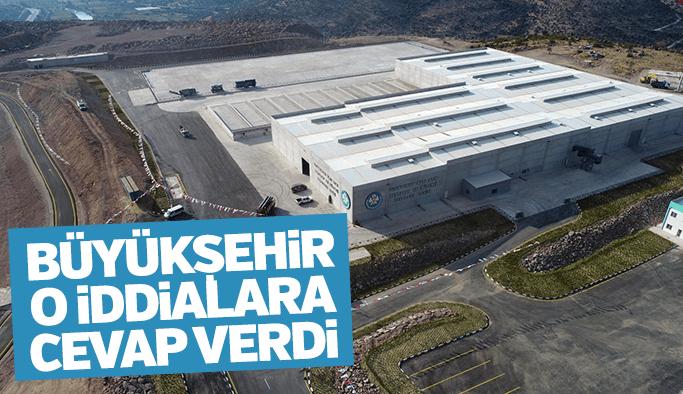 Manisa Büyükşehir Belediyesi o iddialara cevap verdi