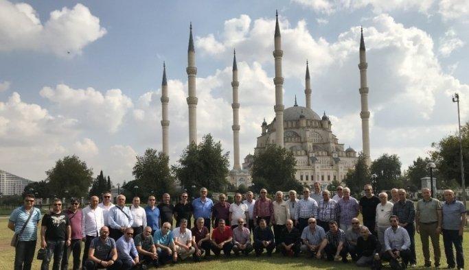 Salihlili işadamları Güney Anadolu'nun kültürünü tanıdı