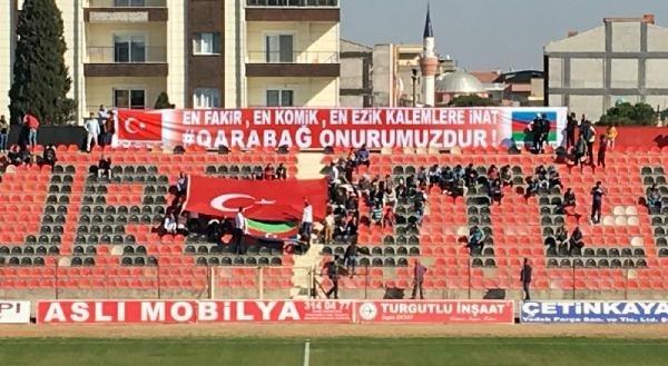 Turgutluspor - Kayseri Erciyesspor (FOTOĞRAFLAR)