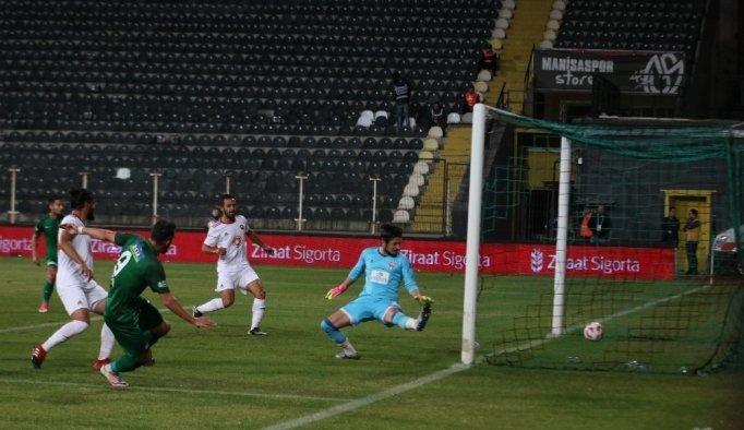 Ziraat Türkiye Kupası: Teleset Mobilya Akhisarspor: 6 - Anagold 24Erzincanspor:0