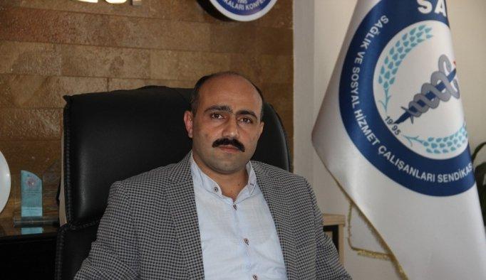 İrğat'tan sağlık çalışanlarının hedef gösterilmesine tepki
