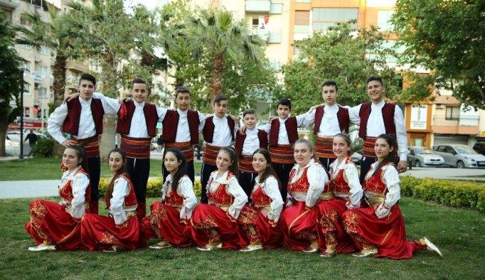 Manisa'da Balkan ezgileri yükselecek