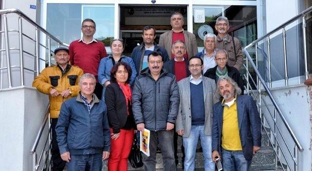 Sardes Kültür Topluluğu kuruldu