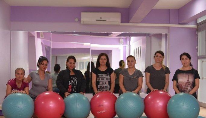 Şehzadeler Kadın Spor Merkezi yeni dönem kayıtları başladı