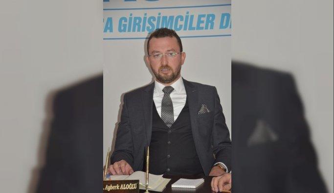 Başkan Aloğlu dolardaki düşüşü değerlendirdi