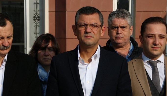 CHP'li Özel'den İçişleri Bakanı Soylu hakkında suç duyurusu