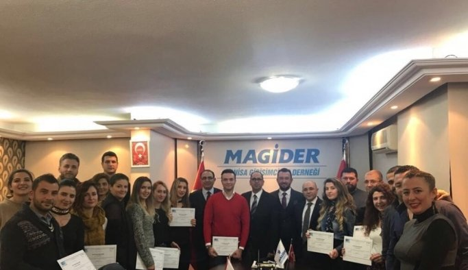 MAGİDER, geleceğin girişimcilerine sertifikalarını dağıttı