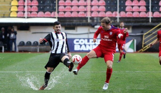 TFF 1. Lig: G. Manisaspor: 1 - Altınordu: 2