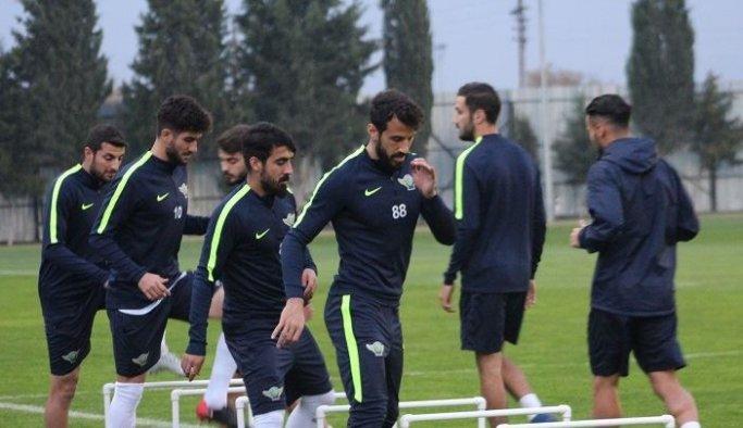 T.M. Akhisarspor'da, Galatasaray maçı hazırlıkları