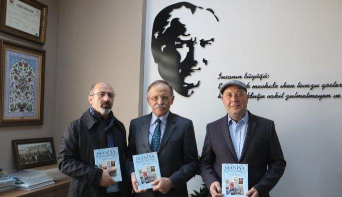 Araştırmacılara yol gösterecek kitap 2 buçuk yılda hazırlandı