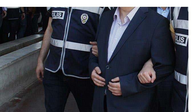 Manisa'da Fethullahçı Terör Örgütü operasyonu 1 tutuklama