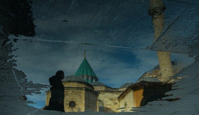 Manisalı fotoğrafçılar ışığın izinde Konya'ya gitti