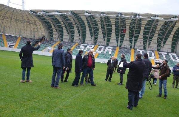 Teleset Mobilya Akhisarspor'a yeni stat 'maç başı' kiralanacak