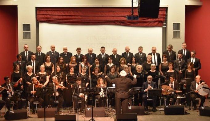 Yunusemre Belediyesinden TSM konseri