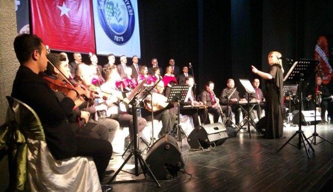 Büyükşehir konservatuarından Salihli'de sanat müziği ziyafeti