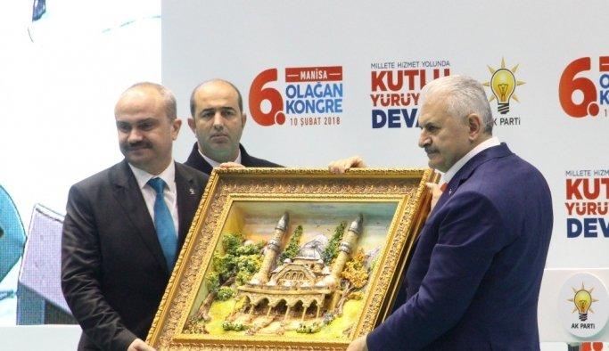Devlet büyüklerinin hediyeleri Şehzadeler HEM'den
