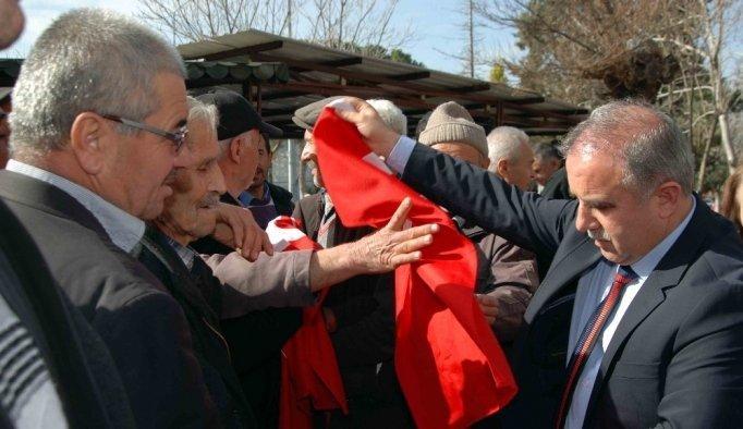 Gördes'te Afrin'deki Mehmetçik için dua edildi