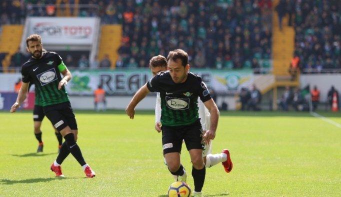 Spor Toto Süper Lig: T.M. Akhisarspor: 0 - Bursaspor: 0 (Maç devam ediyor)