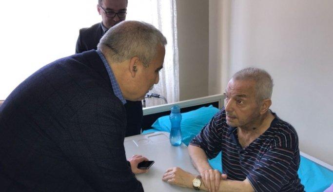 Vali Güvençer Akhisar'da temaslarda bulundu
