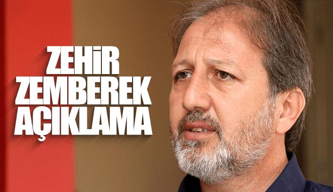 Grandmedical Manisapor'dan istifa eden Taşkın'dan zehir zemberek açıklamalar