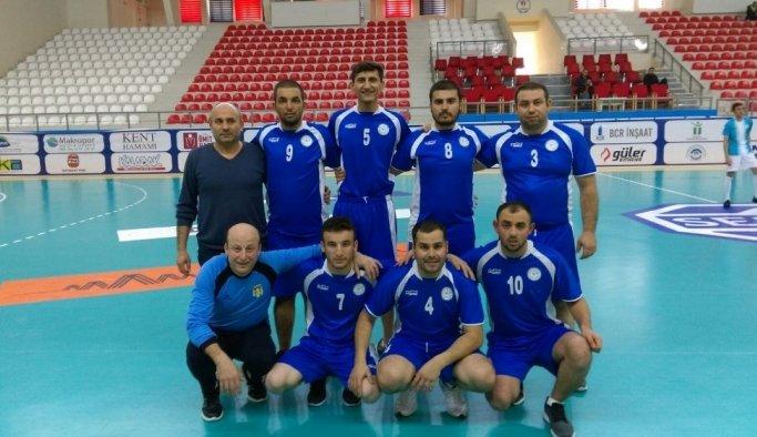 Manisa İşitme Engelliler ve Dilsizler Hentbol Takımı 1. Lig'e yükseldi
