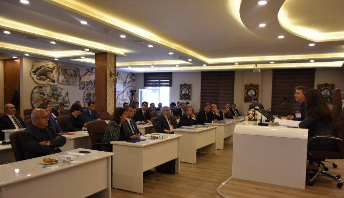 İl Koordinasyon Kurulu 2018 yılı 2'nci toplantısı yapıldı