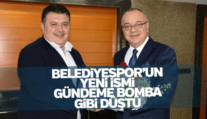Manisa Büyükşehir Belediyespor'un yeni isminin Manisaspor Futbol Kulübü olacağı iddia edildi