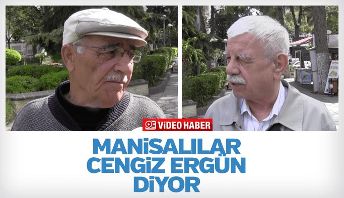 Manisalı Cengiz Ergün'den vazgeçmiyor